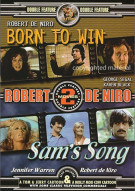 Robert De Niro Double Feature: Born To Win / Sams Song Movie