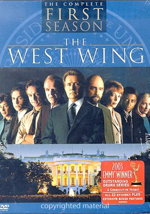 west wing the seasons 1 2 dvd 1999 dvd empire. Black Bedroom Furniture Sets. Home Design Ideas