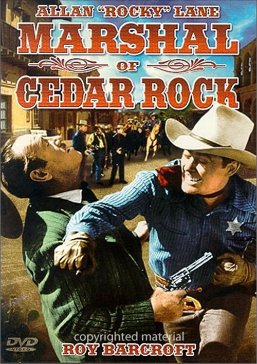 Marshall Of Cedar Rock (Alpha) Movie