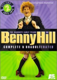 Benny Hill, Complete And Unadulterated: The Naughty Early Years - Set Two Movie