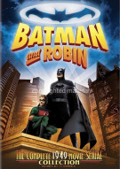 Batman And Robin: The Serial Collection Movie