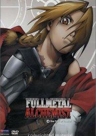 Fullmetal Alchemist: Volume 4 - The Fall Of Ishbal Movie