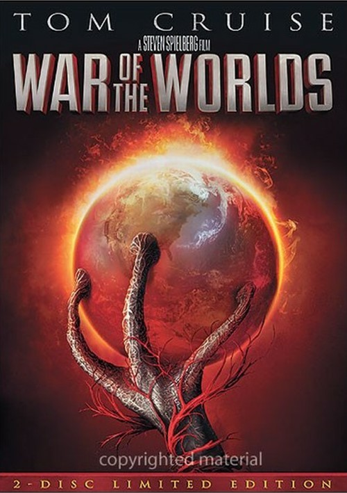 War Of The Worlds (2005) (2-Disc Limited Edition) Movie
