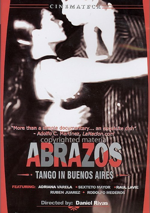 Abrazos: Tango In Buenos Aires Movie