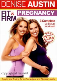 Denise Austin: Fit & Firm Pregnancy Movie