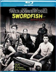 Swordfish Blu-ray