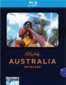 Discovery Atlas: Australia Revealed Blu-ray