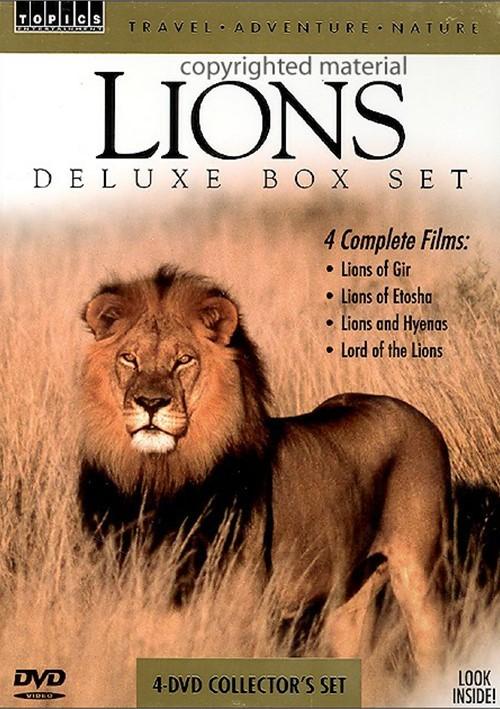 Lions: Deluxe Box Set Movie