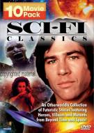 Sci-Fi Classics: 10 Movie Pack Movie