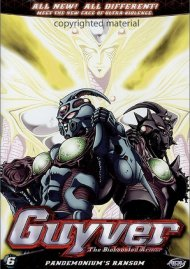 Guyver: Volume 6 Movie
