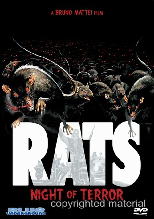 Rats: Night Of Terror Movie