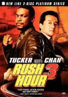 Rush Hour 3: 2 Disc Platinum Series Movie