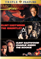 Firefox / The Gauntlet / The Rookie (Triple Feature) Movie