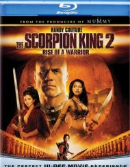 Scorpion King 2, The: Rise Of A Warrior Blu-ray