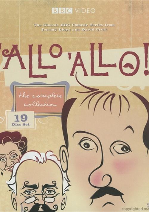 Allo Allo!: The Complete Collection Movie