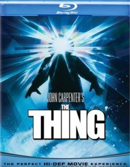 Thing, The Blu-ray