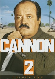 Cannon: Season Two - Volume One Movie