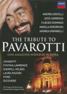 Tribute To Pavarotti, The Movie