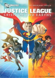 Justice League: Crisis On Two Earths Movie
