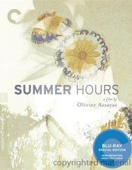 Summer Hours: The Criterion Collection Blu-ray