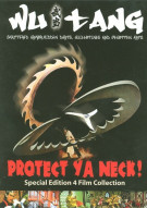 Wu Tang Protect Ya Neck: 4-Film Set Movie