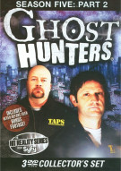 Ghost Hunters: Season 5 - Part 2 Movie