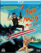 Surf Nazis Must Die Blu-ray