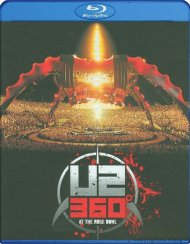 U2: 360 At The Rose Bowl Blu-ray