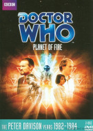 Doctor Who: Planet Of Fire Movie