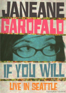 Janeane Garofalo: If You Will - Live In Seattle Movie
