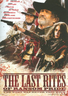 Last Rites Of Ransom Pride, The Movie
