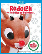Rudolph The Red-Nosed Reindeer Blu-ray