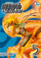 Naruto Shippuden: Volume 5 - Box Set Movie