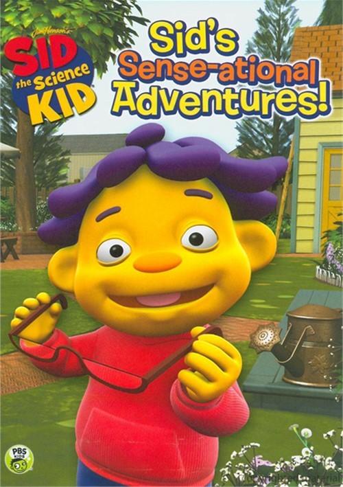 Sid The Science Kid Sid S Sense Ational Adventures