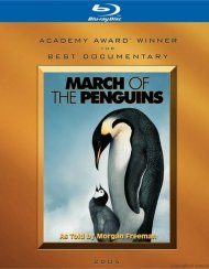 March Of The Penguins (Academy Awards O-Sleeve) Blu-ray