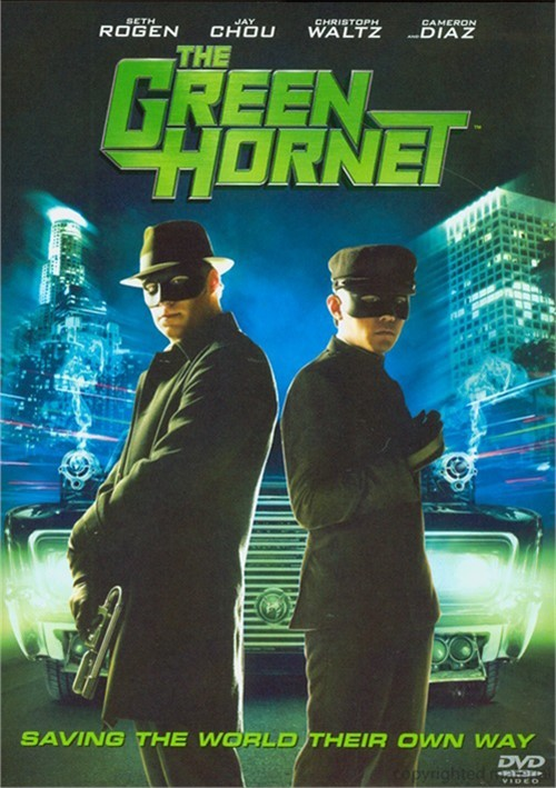 Green Hornet, The Movie