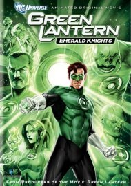 Green Lantern: Emerald Knights Movie