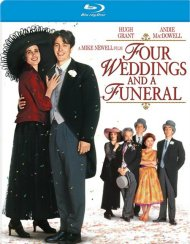 Four Weddings And A Funeral Blu-ray
