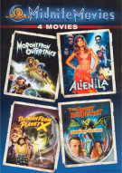 Morons From Outer Space / Alien From L.A. / The Man From Planet X / The Angry Red Planet (Midnight Movies Collection) Movie