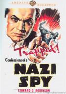 Confessions Of A Nazi Spy Movie
