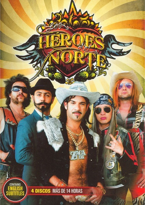 Los heroes del norte dvd 2010 dvd empire