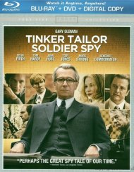 Tinker, Tailor, Soldier, Spy (Blu-ray + DVD + Digital Copy + UltraViolet) Blu-ray