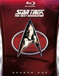 Star Trek: The Next Generation - Season 1 Blu-ray