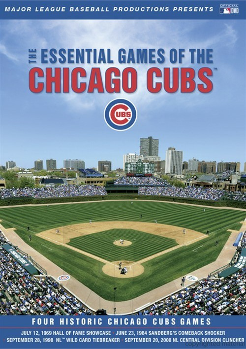 Essential Games Of The Chicago Cubs Movie