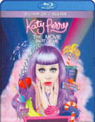 Katy Perry: The Movie - Part Of Me 3D (Blu-ray 3D + Blu-ray) Blu-ray