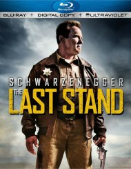 Last Stand, The (Blu-ray + Digital Copy + UltraViolet) Blu-ray