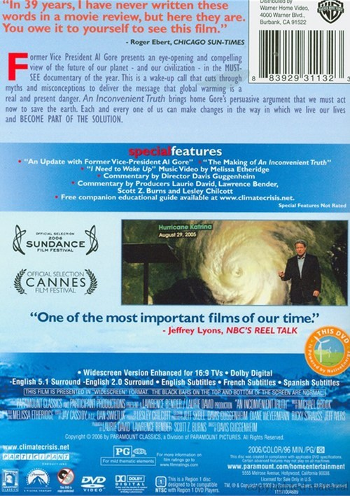 the inconvinient truth essay An inconvenient truth (2/10) movie clip - none like it hot (2006) hd - duration: 2:13 movieclips 398,694 views 2:13 is al gore a fraud.