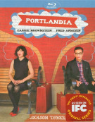 Portlandia: Season Three Blu-ray