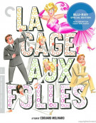 La Cage Aux Folles: The Criterion Collection Blu-ray