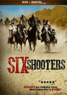 Six Shooters (DVD + UltraViolet) Movie